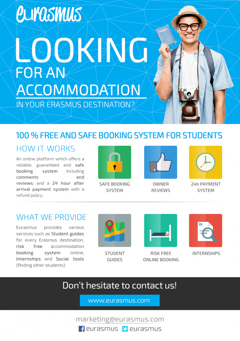 Accommodationflyer_Eurasmus